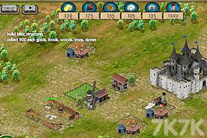 《帝国时代2》游戏画面5
