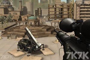 《狼牙特种狙击队》游戏画面2