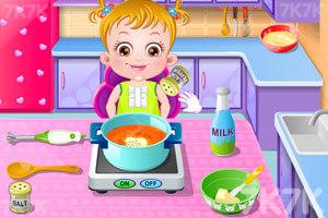 《可爱宝贝下厨房》截图9