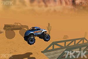 《3D极限四驱车》游戏画面6