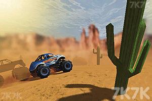 《3D极限四驱车》游戏画面5