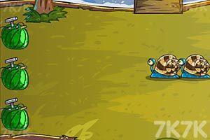 《水果保卫战加强版》游戏画面3