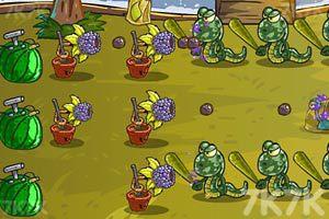 《水果保卫战加强版》游戏画面2