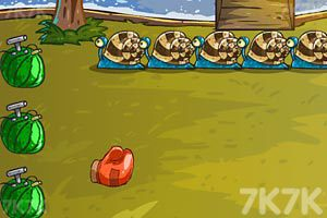 《水果保卫战加强版》游戏画面4