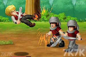 《英雄大作战v0.0.7》游戏画面8