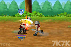 《英雄大作战v0.0.7》游戏画面7