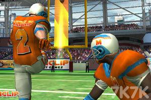 《职业橄榄球3D》游戏画面9