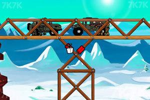 《炸桥灭敌军》游戏画面3