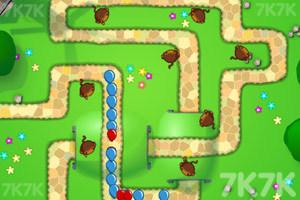 《小猴子守城5》游戏画面9