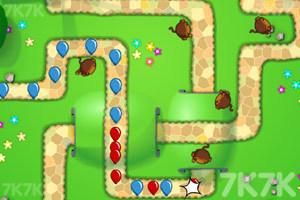 《小猴子守城5》游戏画面8
