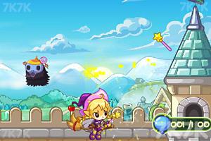《洛克王国之魔法守护者》游戏画面5