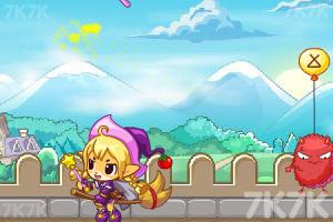 《洛克王国之魔法守护者》游戏画面9