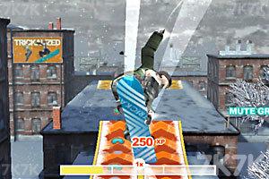 《3D街区滑板》截图9
