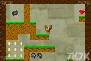 《猴子吃钻石》游戏画面1