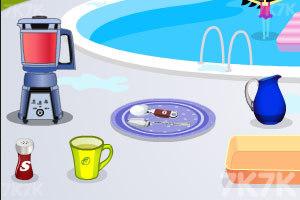 《制作夏日西瓜冰》游戏画面3