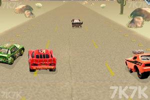 《沙漠极速飙车》游戏画面9