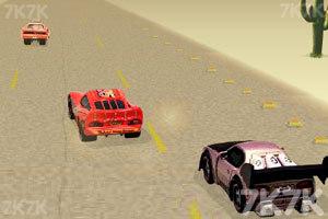 《沙漠极速飙车》游戏画面6