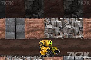 《挖矿机器人》游戏画面2