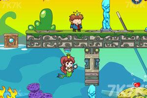 《私奔的人鱼公主》游戏画面7