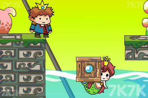 《私奔的人鱼公主》游戏画面10