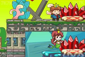 《私奔的人鱼公主》游戏画面5