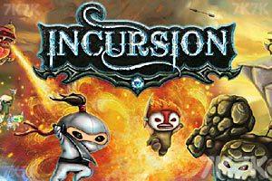 《入侵者之战》游戏画面1