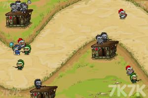 《入侵者之战》游戏画面9