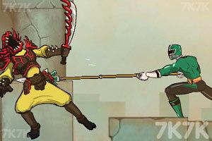 《侍戰隊真劍者3》截圖2