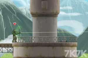 《装甲战士2正式版》游戏画面7