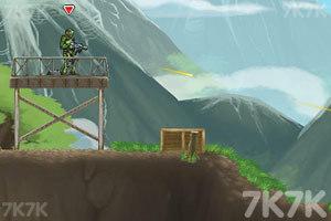 《装甲战士2正式版》游戏画面8
