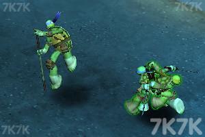 《忍者神龜激斗》截圖10