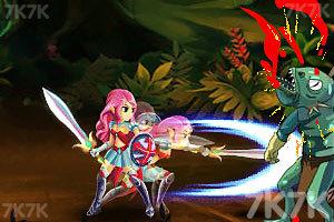 《灵动炽精灵》游戏画面7
