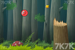 《小红球闯关4》游戏画面3