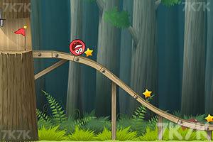 《小红球闯关4》游戏画面6