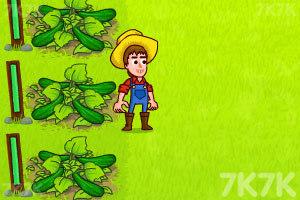《农夫大战丧尸》游戏画面2
