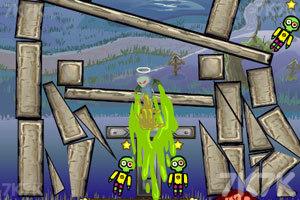 《炸弹埋僵尸》游戏画面10