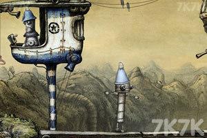 《机械迷城完整中文版》游戏画面9