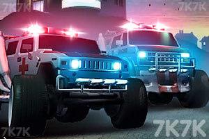 《地狱救护车》游戏画面1