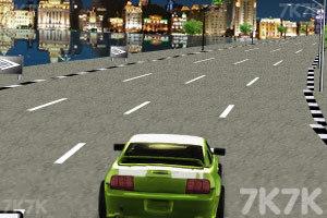 《街道赛车2》游戏画面4