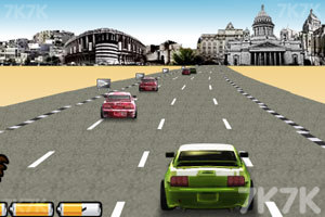 《街道赛车2》游戏画面8