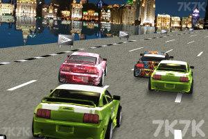 《街道赛车2》游戏画面3