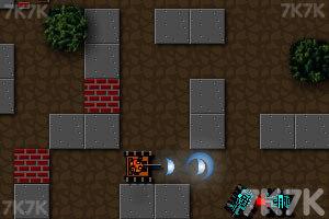 《2010坦克大战》游戏画面4