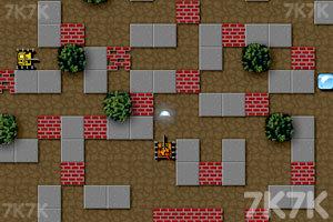 《2010坦克大战》游戏画面2