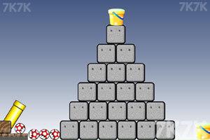 《蘑菇大炮》游戏画面3