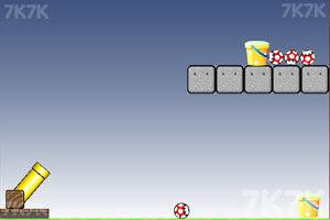 《蘑菇大炮》游戏画面5
