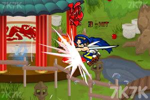 《合金小子格斗》游戏画面10