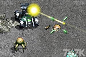 《星际战车》游戏画面6
