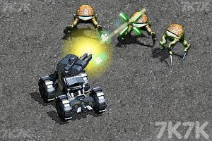 《星际战车》游戏画面1