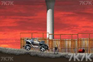 《地狱警车2积分版》游戏画面2