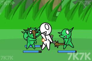 《DNF2.7无敌版》游戏画面4
